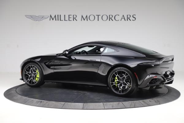 New 2020 Aston Martin Vantage AMR Coupe for sale $191,931 at Alfa Romeo of Westport in Westport CT 06880 5
