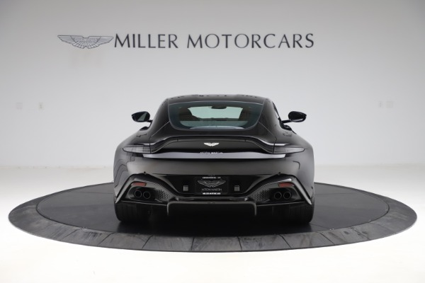 New 2020 Aston Martin Vantage AMR Coupe for sale $191,931 at Alfa Romeo of Westport in Westport CT 06880 7