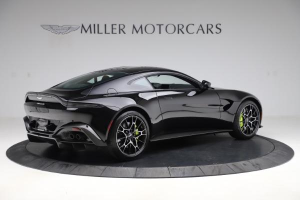 New 2020 Aston Martin Vantage AMR Coupe for sale $191,931 at Alfa Romeo of Westport in Westport CT 06880 9