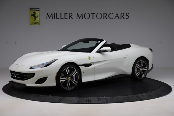 Used 2019 Ferrari Portofino for sale $231,900 at Alfa Romeo of Westport in Westport CT 06880 2