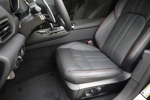 New 2020 Maserati Levante Q4 GranSport for sale $88,885 at Alfa Romeo of Westport in Westport CT 06880 15