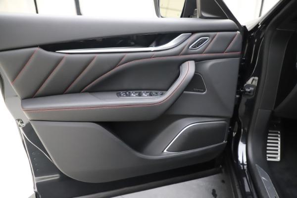 New 2020 Maserati Levante Q4 GranSport for sale $88,885 at Alfa Romeo of Westport in Westport CT 06880 17