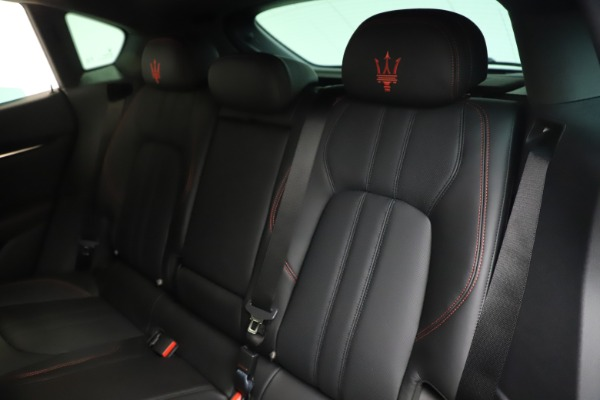New 2020 Maserati Levante Q4 GranSport for sale $88,885 at Alfa Romeo of Westport in Westport CT 06880 18