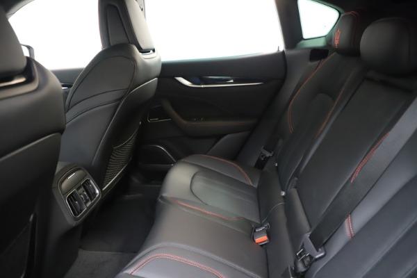New 2020 Maserati Levante Q4 GranSport for sale $88,885 at Alfa Romeo of Westport in Westport CT 06880 19