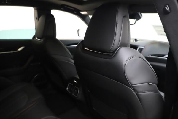 New 2020 Maserati Levante Q4 GranSport for sale $88,885 at Alfa Romeo of Westport in Westport CT 06880 28