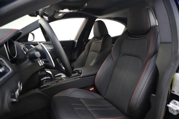 New 2020 Maserati Ghibli S Q4 GranSport for sale $88,285 at Alfa Romeo of Westport in Westport CT 06880 15
