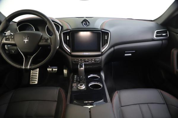 New 2020 Maserati Ghibli S Q4 GranSport for sale $88,285 at Alfa Romeo of Westport in Westport CT 06880 16