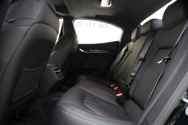 New 2020 Maserati Ghibli S Q4 GranSport for sale $88,285 at Alfa Romeo of Westport in Westport CT 06880 19