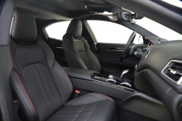 New 2020 Maserati Ghibli S Q4 GranSport for sale $88,285 at Alfa Romeo of Westport in Westport CT 06880 21