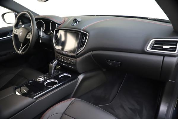New 2020 Maserati Ghibli S Q4 GranSport for sale $88,285 at Alfa Romeo of Westport in Westport CT 06880 23