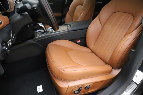 New 2019 Maserati Ghibli S Q4 GranLusso for sale $98,095 at Alfa Romeo of Westport in Westport CT 06880 15