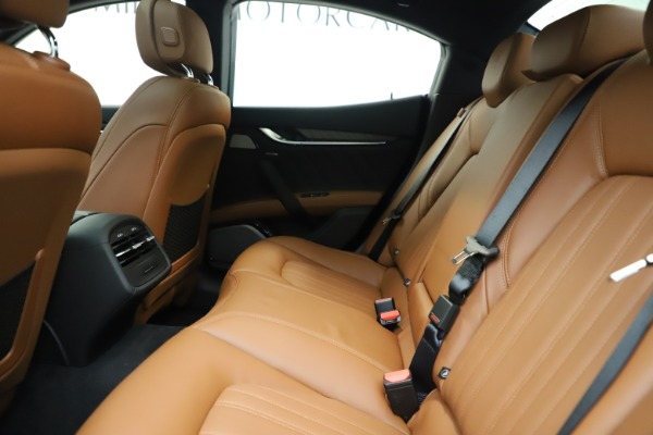 New 2019 Maserati Ghibli S Q4 GranLusso for sale $98,095 at Alfa Romeo of Westport in Westport CT 06880 19
