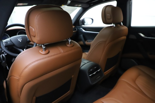 New 2019 Maserati Ghibli S Q4 GranLusso for sale $98,095 at Alfa Romeo of Westport in Westport CT 06880 20