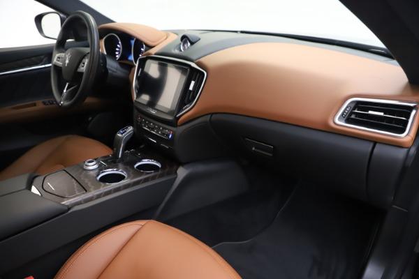 New 2019 Maserati Ghibli S Q4 GranLusso for sale $98,095 at Alfa Romeo of Westport in Westport CT 06880 22