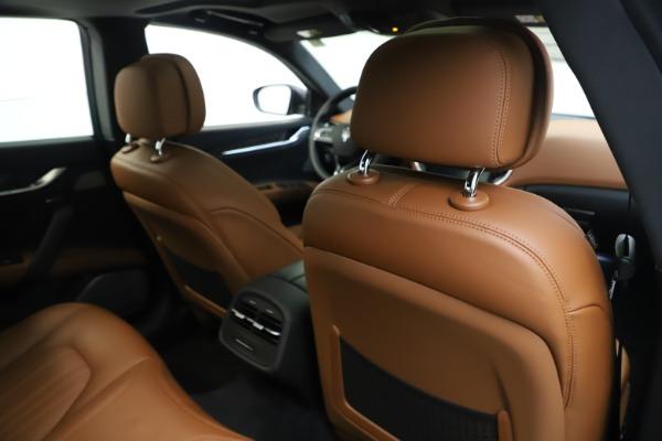 New 2019 Maserati Ghibli S Q4 GranLusso for sale $98,095 at Alfa Romeo of Westport in Westport CT 06880 28
