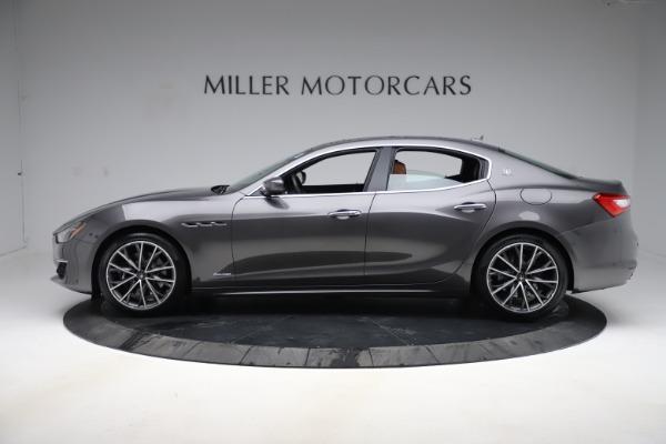 New 2019 Maserati Ghibli S Q4 GranLusso for sale $98,095 at Alfa Romeo of Westport in Westport CT 06880 3