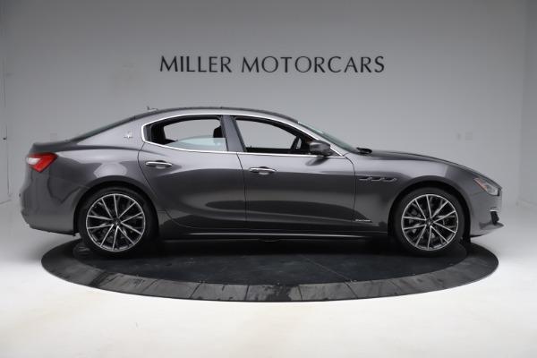 New 2019 Maserati Ghibli S Q4 GranLusso for sale $98,095 at Alfa Romeo of Westport in Westport CT 06880 9