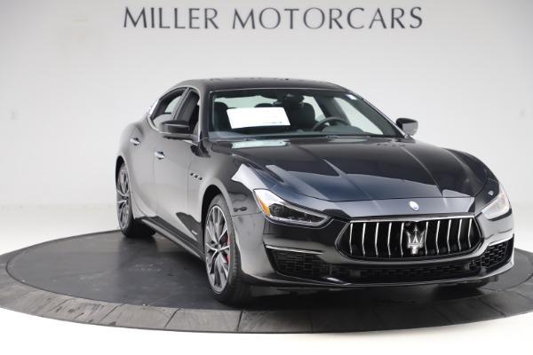 New 2019 Maserati Ghibli S Q4 GranLusso for sale $98,395 at Alfa Romeo of Westport in Westport CT 06880 11
