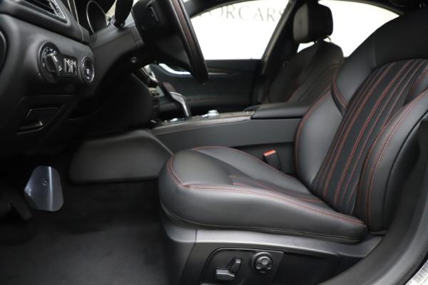 New 2019 Maserati Ghibli S Q4 GranLusso for sale $98,395 at Alfa Romeo of Westport in Westport CT 06880 14