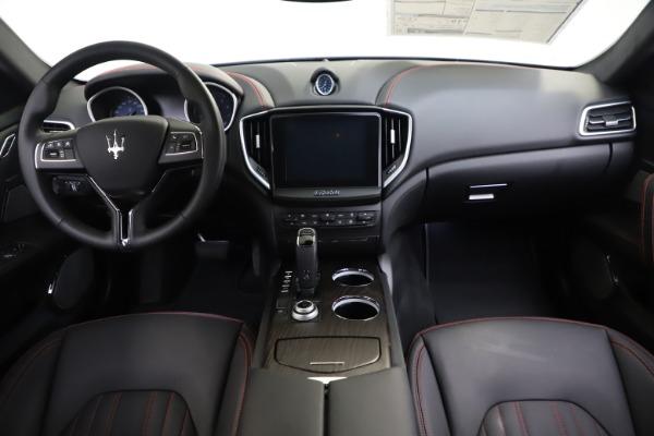 New 2019 Maserati Ghibli S Q4 GranLusso for sale $98,395 at Alfa Romeo of Westport in Westport CT 06880 16
