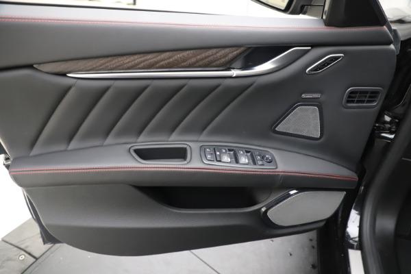 New 2019 Maserati Ghibli S Q4 GranLusso for sale $98,395 at Alfa Romeo of Westport in Westport CT 06880 17