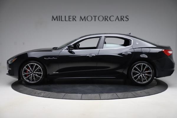 New 2019 Maserati Ghibli S Q4 GranLusso for sale $98,395 at Alfa Romeo of Westport in Westport CT 06880 3