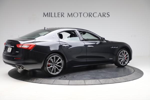 New 2019 Maserati Ghibli S Q4 GranLusso for sale $98,395 at Alfa Romeo of Westport in Westport CT 06880 8