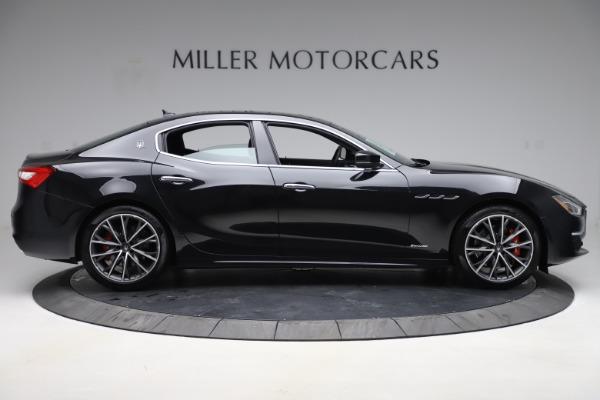 New 2019 Maserati Ghibli S Q4 GranLusso for sale $98,395 at Alfa Romeo of Westport in Westport CT 06880 9