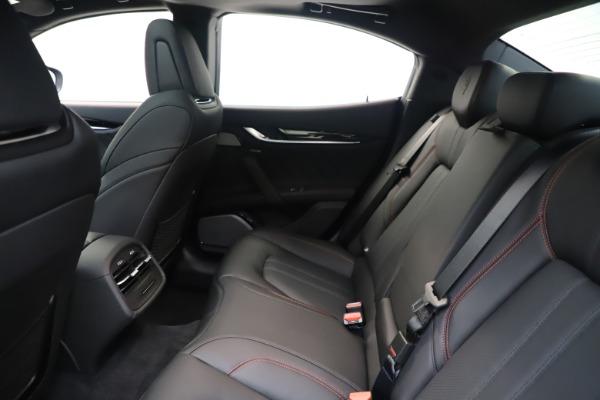 New 2019 Maserati Ghibli S Q4 GranSport for sale $99,905 at Alfa Romeo of Westport in Westport CT 06880 19