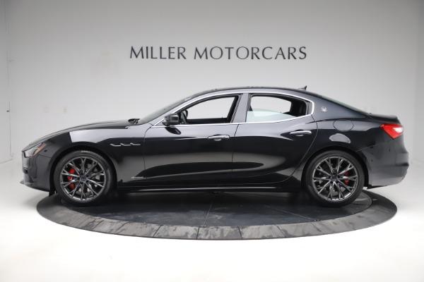 New 2019 Maserati Ghibli S Q4 GranSport for sale $99,905 at Alfa Romeo of Westport in Westport CT 06880 3