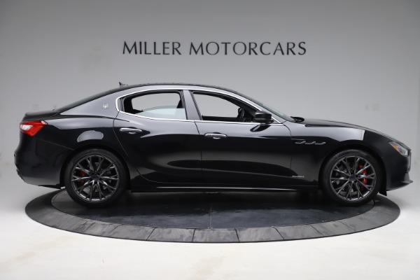 New 2019 Maserati Ghibli S Q4 GranSport for sale $99,905 at Alfa Romeo of Westport in Westport CT 06880 9