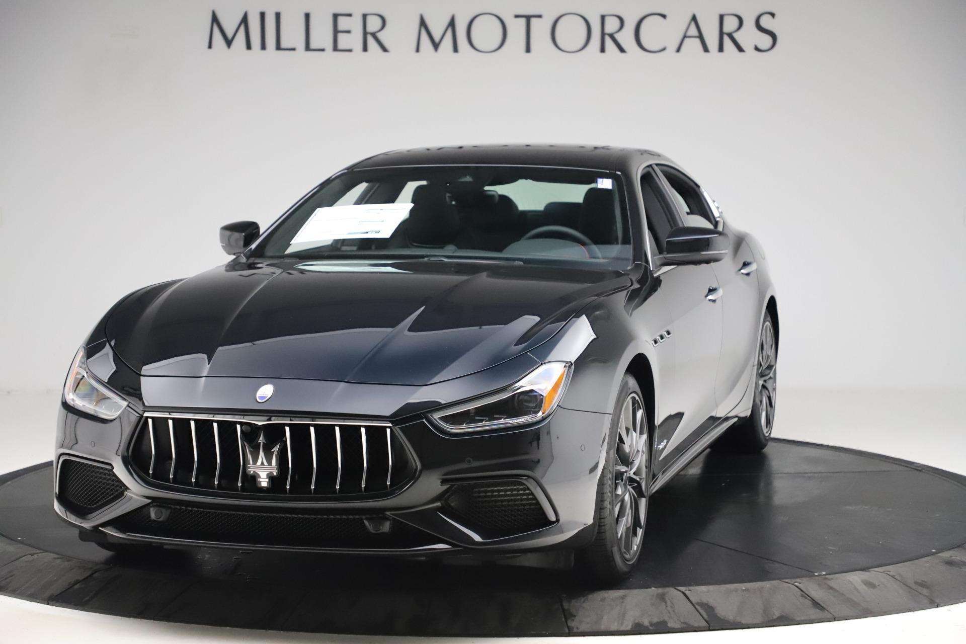 New 2019 Maserati Ghibli S Q4 GranSport for sale $99,905 at Alfa Romeo of Westport in Westport CT 06880 1