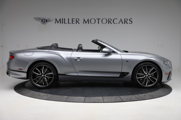 New 2020 Bentley Continental GTC W12 First Edition for sale $309,350 at Alfa Romeo of Westport in Westport CT 06880 10