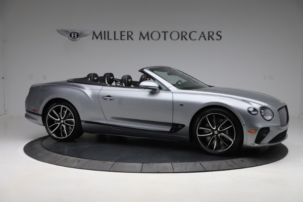 New 2020 Bentley Continental GTC W12 First Edition for sale $309,350 at Alfa Romeo of Westport in Westport CT 06880 11