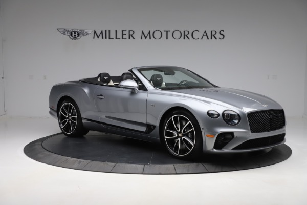 New 2020 Bentley Continental GTC W12 First Edition for sale $309,350 at Alfa Romeo of Westport in Westport CT 06880 12