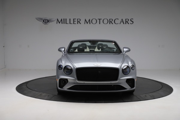 New 2020 Bentley Continental GTC W12 First Edition for sale $309,350 at Alfa Romeo of Westport in Westport CT 06880 13