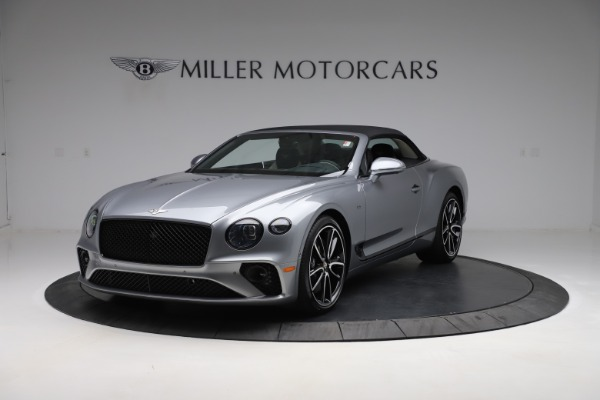 New 2020 Bentley Continental GTC W12 First Edition for sale $309,350 at Alfa Romeo of Westport in Westport CT 06880 14