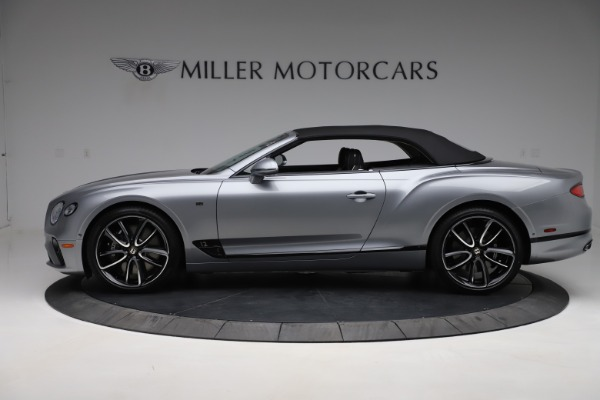 New 2020 Bentley Continental GTC W12 First Edition for sale $309,350 at Alfa Romeo of Westport in Westport CT 06880 15