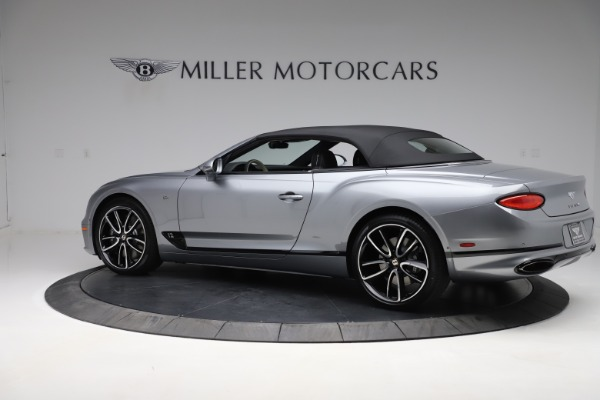 New 2020 Bentley Continental GTC W12 First Edition for sale $309,350 at Alfa Romeo of Westport in Westport CT 06880 16