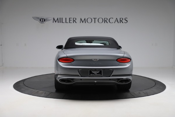 New 2020 Bentley Continental GTC W12 First Edition for sale $309,350 at Alfa Romeo of Westport in Westport CT 06880 17