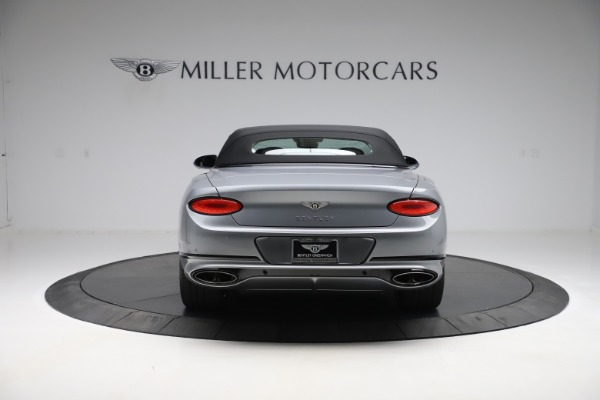 New 2020 Bentley Continental GTC W12 First Edition for sale $309,350 at Alfa Romeo of Westport in Westport CT 06880 18