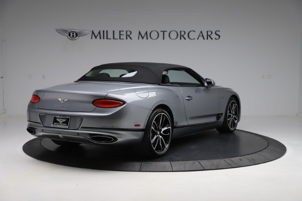 New 2020 Bentley Continental GTC W12 First Edition for sale $309,350 at Alfa Romeo of Westport in Westport CT 06880 19