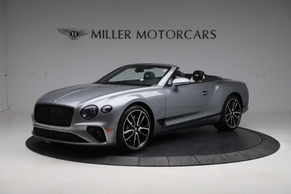 New 2020 Bentley Continental GTC W12 First Edition for sale $309,350 at Alfa Romeo of Westport in Westport CT 06880 2