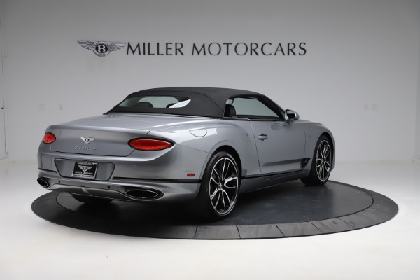 New 2020 Bentley Continental GTC W12 First Edition for sale $309,350 at Alfa Romeo of Westport in Westport CT 06880 20