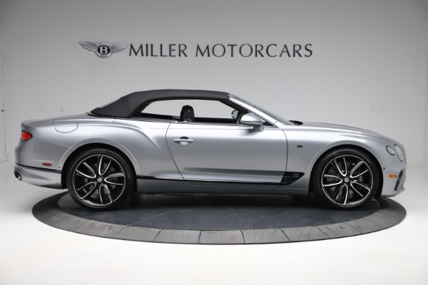 New 2020 Bentley Continental GTC W12 First Edition for sale $309,350 at Alfa Romeo of Westport in Westport CT 06880 21