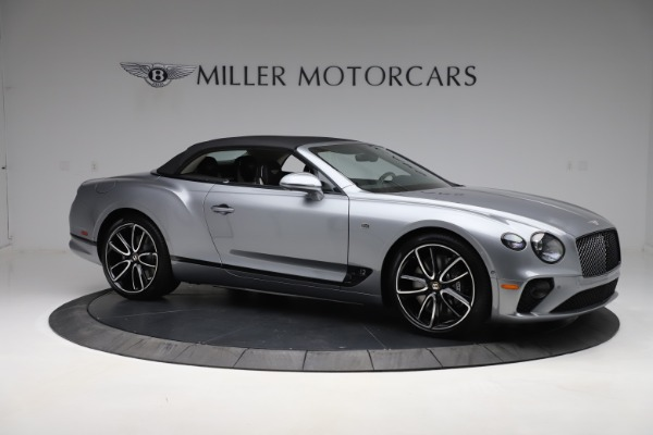 New 2020 Bentley Continental GTC W12 First Edition for sale $309,350 at Alfa Romeo of Westport in Westport CT 06880 22
