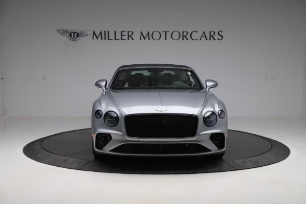 New 2020 Bentley Continental GTC W12 First Edition for sale $309,350 at Alfa Romeo of Westport in Westport CT 06880 23