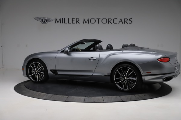 New 2020 Bentley Continental GTC W12 First Edition for sale $309,350 at Alfa Romeo of Westport in Westport CT 06880 4