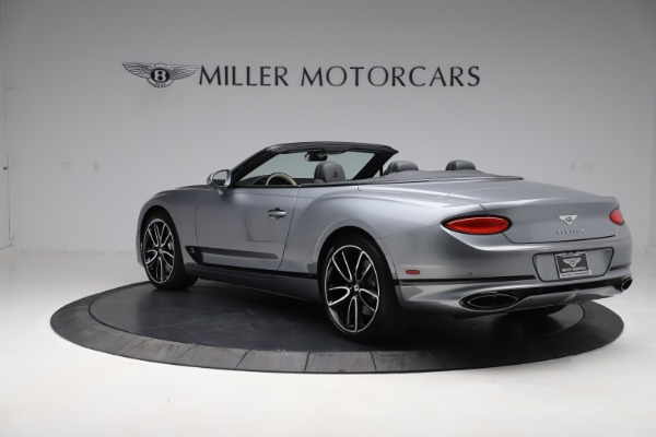 New 2020 Bentley Continental GTC W12 First Edition for sale $309,350 at Alfa Romeo of Westport in Westport CT 06880 5