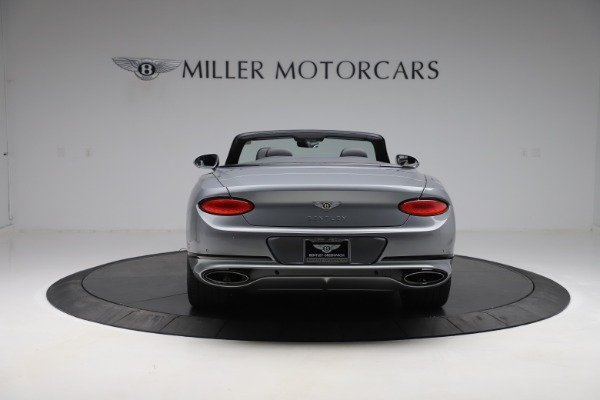 New 2020 Bentley Continental GTC W12 First Edition for sale $309,350 at Alfa Romeo of Westport in Westport CT 06880 6